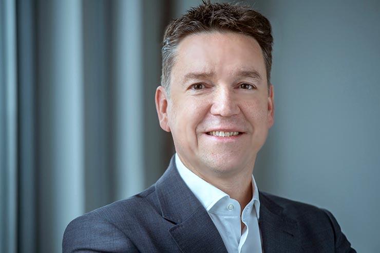 NEC, Simon Jackson Senior VP Sales EMEA