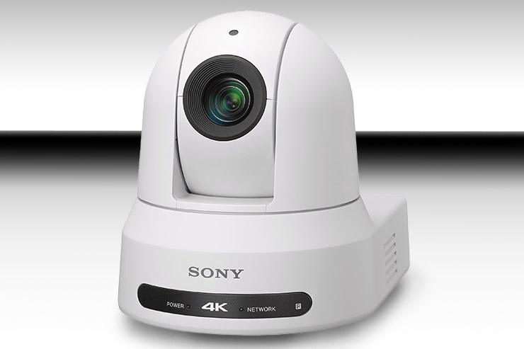 Sony, ecco BRC-X400: la prima telecamera PTZ IP 4K con NDI