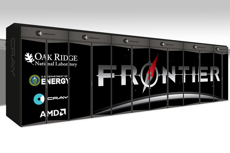 AMD e Cray realizzeranno il più potente supercomputer