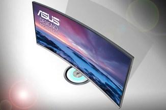 Asus lancia il nuovo monitor Designo Curve MX38VC