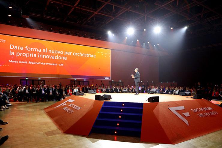 SAS Forum, dare forma all'innovazione e favorire il cambiamento