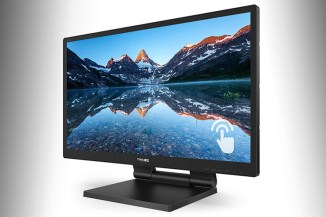 MMD annuncia il monitor Philips 242B9T con SmoothTouch