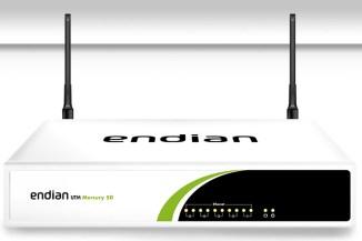 Endian UTM Mercury50 Wi-Fi, navigazione sicura e tracciata