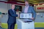 A OKI Europe l'Editor's Choice Award per le stampanti C800