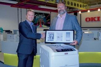 A OKI Europe il Editor's Choice Award per le stampanti C800