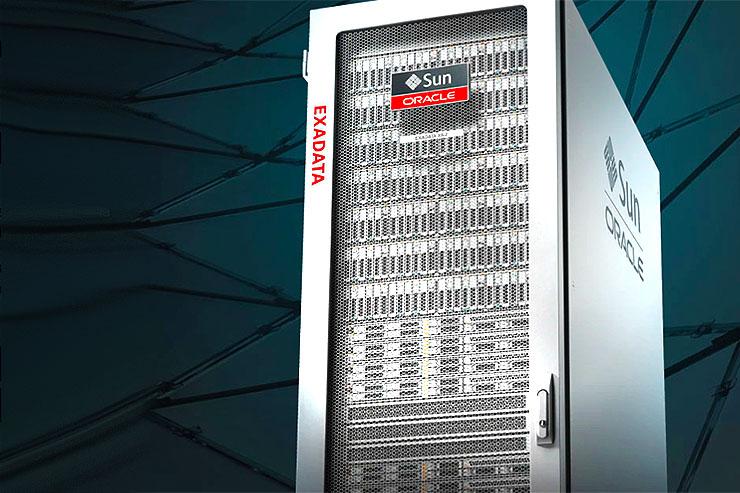 Oracle presenta la piattaforma Exadata Database Machine X8