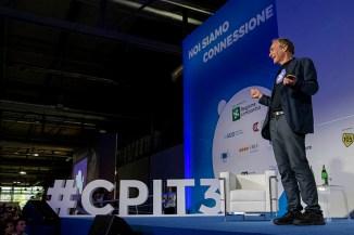 Campus Party: l'inventore del www a confronto con il pubblico