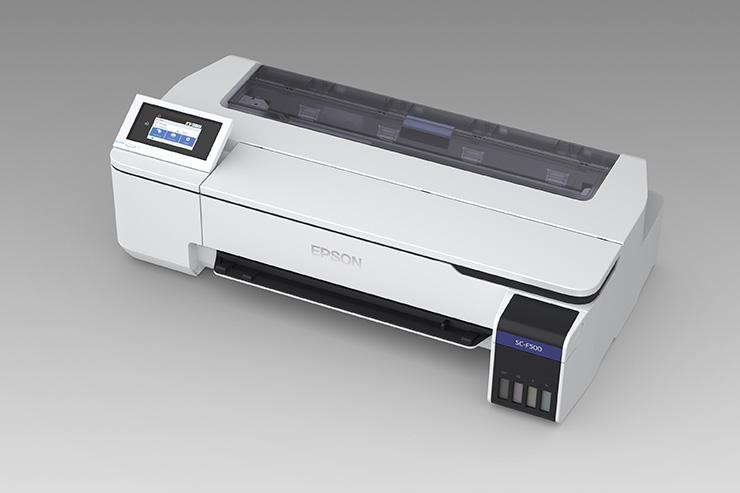Epson annuncia la stampante a sublimazione SureColor SC-F500