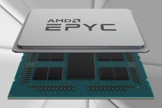AMD EPYC, consumi contenuti per datacenter più green
