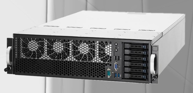 I nuovi rack server di Asus battono 246 record mondiali