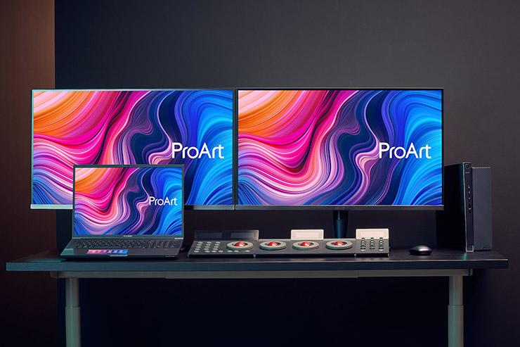 Asus ProArt, a IFA 2019 il meglio per la grafica professionale