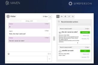 LivePerson migliora le funzioni di conversational AI di Maven