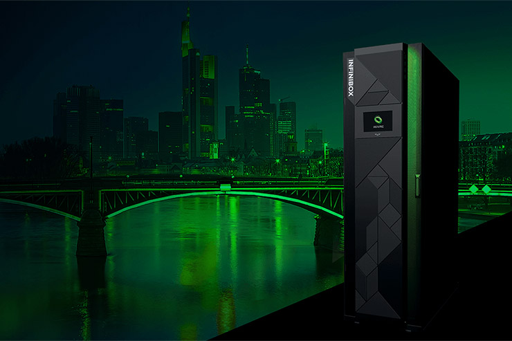 Zerto semplifica il sistema storage con InfiniBox Infinidat