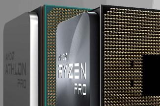 AMD Ryzen PRO 3000 alimenta i desktop HP e Lenovo