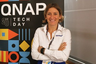 QNAP cambia pelle, intervista ad Arianna Abbondandolo