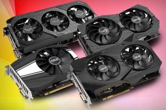Asus svela quattro varianti di GeForce GTX 1660 e 1650 Super