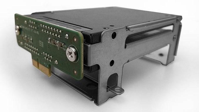 QNAP QGD-1600P, storage NAS e switch si incontrano