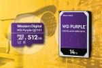 WD Purple, nuovi HDD e microSD per la videosorveglianza
