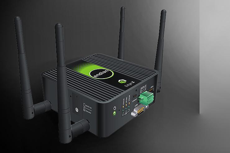 Nel futuro dell'IoT Security c'è Endian 4i Edge X
