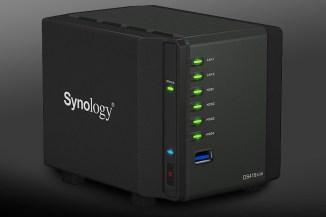 Synology DS419slim, storage compatto e cloud personale