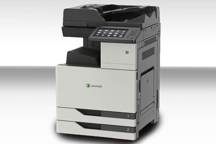 Per gruppi di lavoro medi Lexmark propone CX920de e XC9225