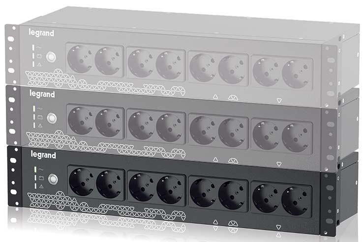 Legrand presenta il nuovo UPS monofase Keor PDU