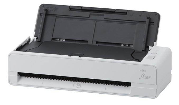 Fujitsu fi-800R, lo scanner compatto per il front-desk