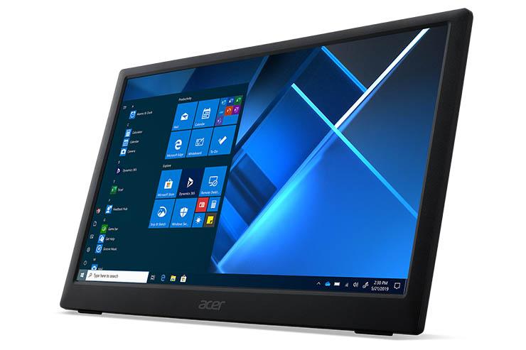Acer PM161Q, il monitor portatile per la produttività