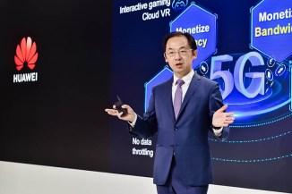 Huawei presenta nuovi prodotti e investimenti legati al 5G