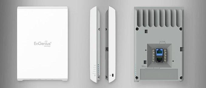 Engenius, connettività wireless per il residence Pieverossa