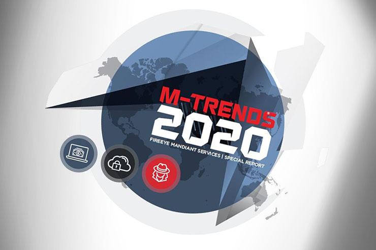 Da FireEye arriva il report Mandiant M-Trends 2020