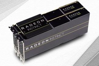 AMD Radeon Instinct MI50 accelera la ricerca Covid-19