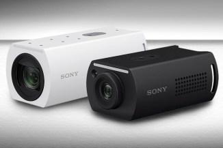 Sony SRG-X, telecamere 4K per monitoraggio e produzione