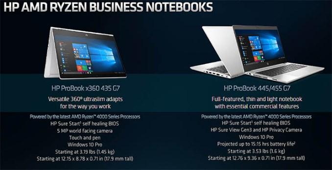 HP e AMD