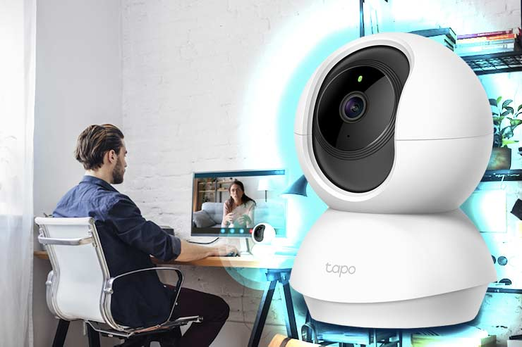 Videocamera per smart working e homeschooling