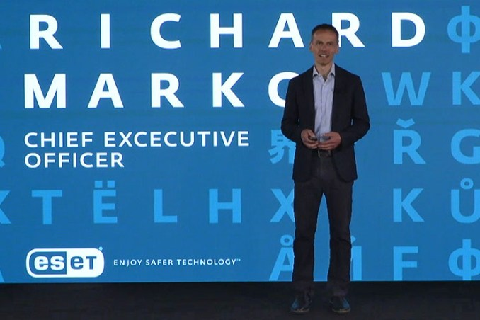 Chief Executive Officer, Richard Marko