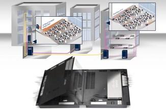 Cablaggi PoE per edifici smart