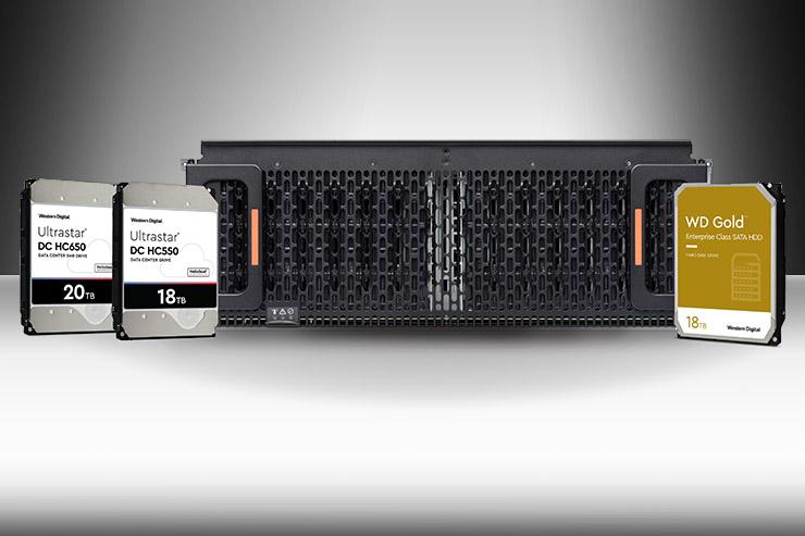 Storage enterprise per data center