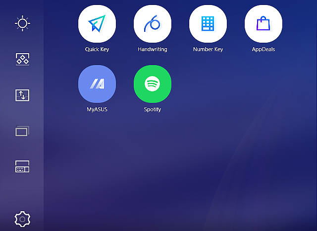 come funziona ScreenPad Plus?
