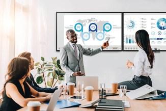 Soluzioni interattive per riunioni