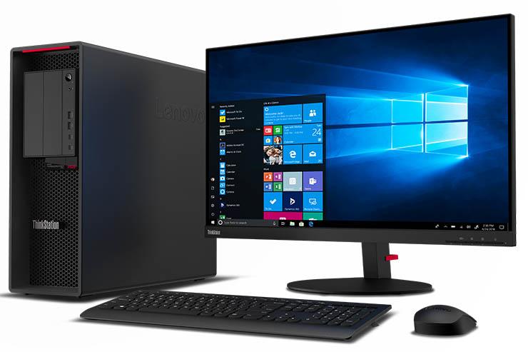 Workstation veloce con 64 core