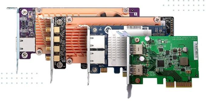 NAS e backup a 2.5 GbE