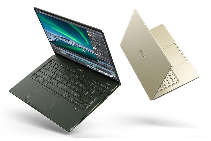 Acer Swift Core 11a gen