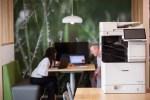 Lavorare da remoto, Canon imageRUNNER ADVANCE e uniFLOW Online