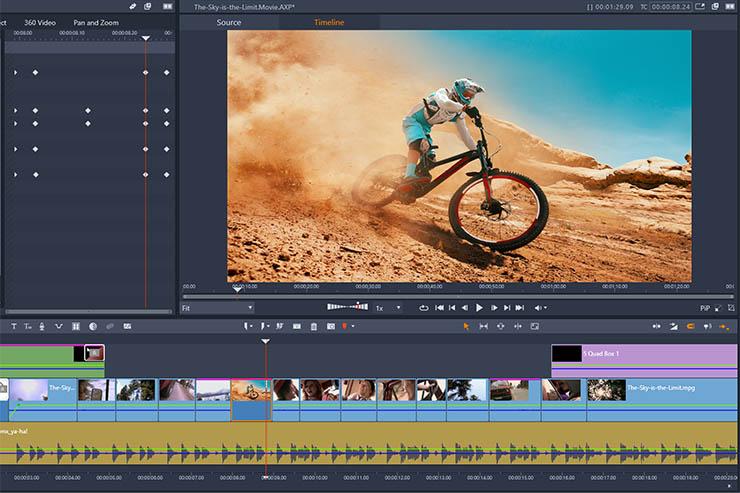 Le potenzialità editing video