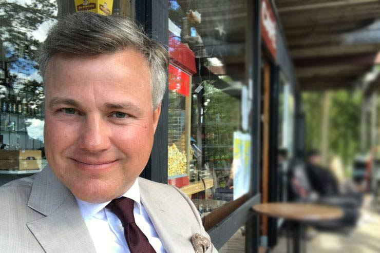 Juhani Hintikka è il nuovo presidente e CEO