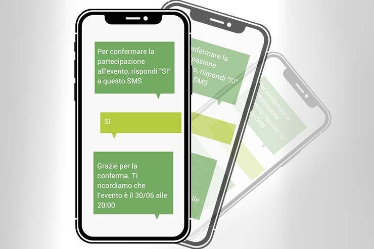Potenziare il servizio di ricezione SMS