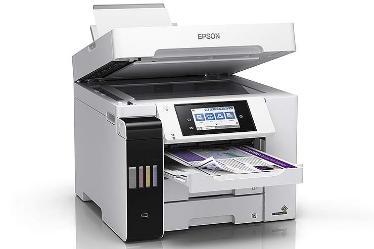 Nuove stampanti multifunzione Epson