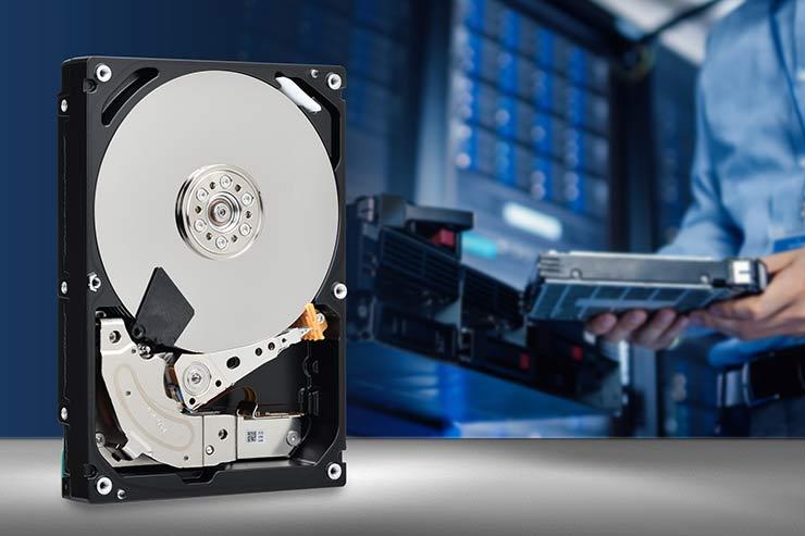 Toshiba hard disk enterprise
