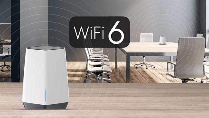 Netgear Wi-Fi 6